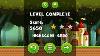 Super Jungle Adventure level 1 to 5