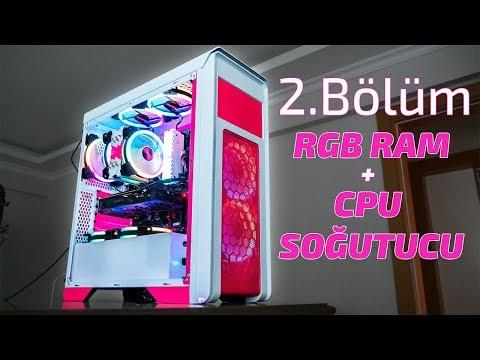 50TL'ye RGB RAM - Ucuza Bilgisayar Modifiye 2.Bölüm