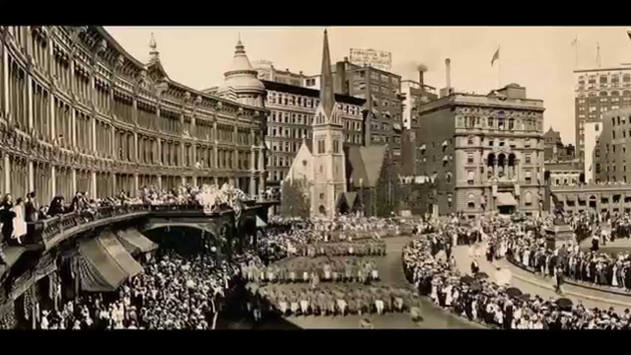Old Pictures Of Indianapolis Wwi Parade 1918 - Youtube-2852