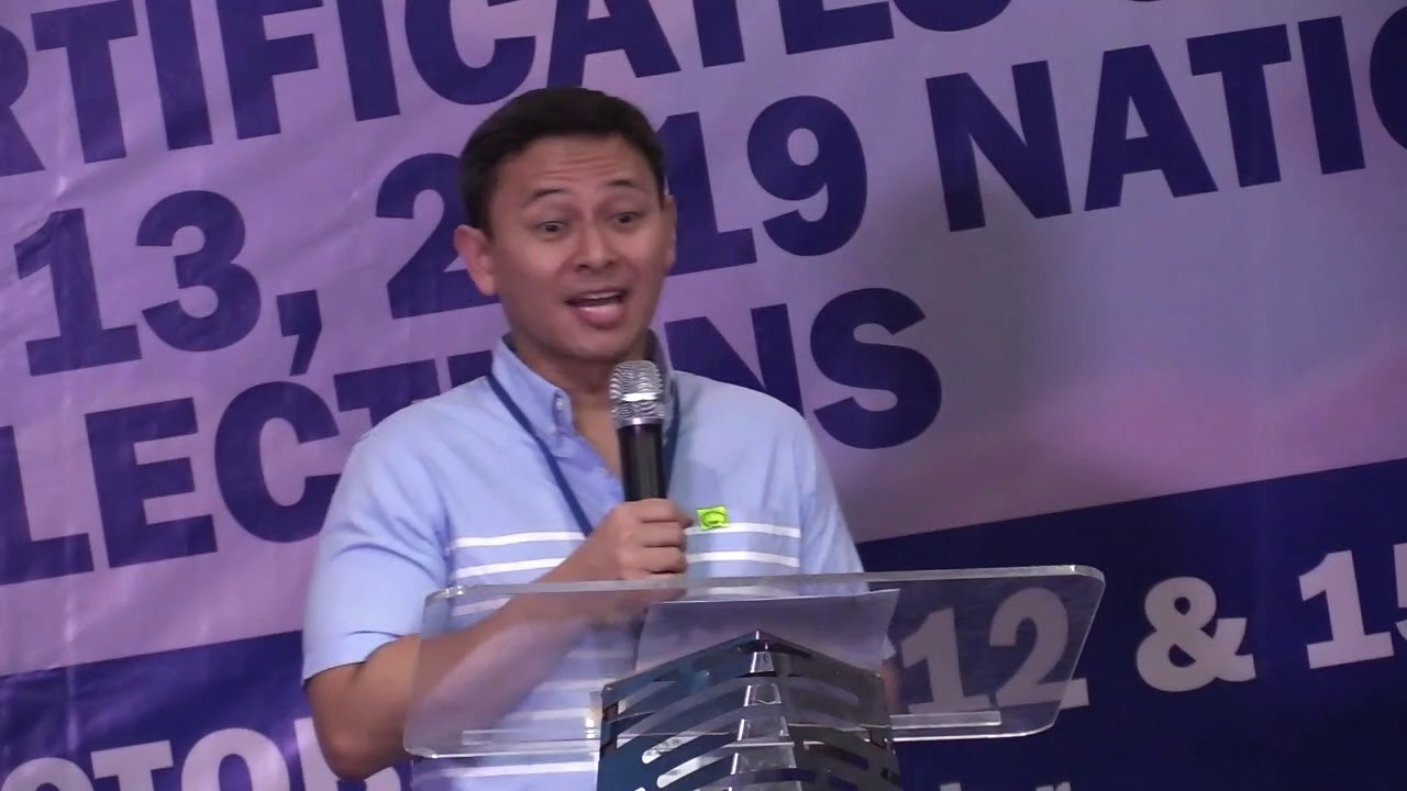 FULL Q&A: Reelectionist Sen. Angara files COC at Comelec