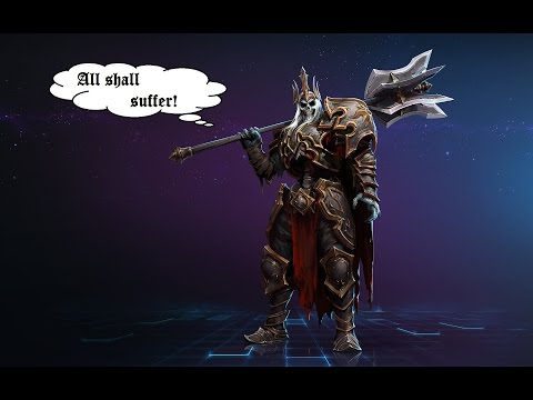 The Mad King Leoric Dialogues