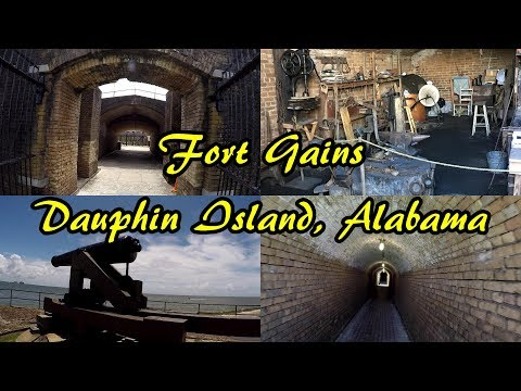 Fort Gains, Alabama