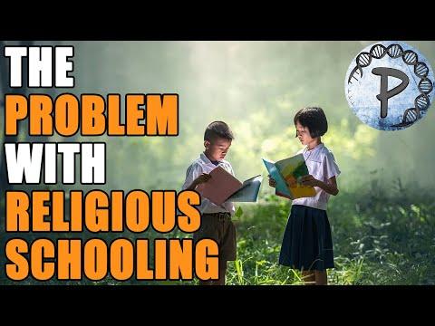 Religious Schools Should Not Exist.