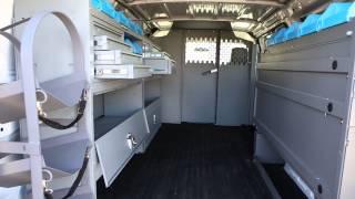 Kargo Master - Commercial Van Equipment & Truck Ladder Rack
