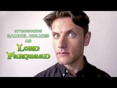 Meet Lord Farquaad!