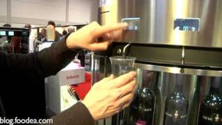 Bevtech - Enomatic Wine Dispenser - CRFA Show 2011
