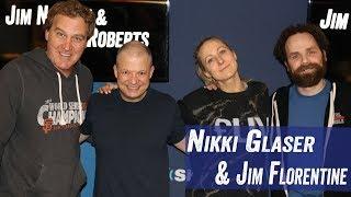 Nikki Glaser & Jim Florentine - 'Dancing w/ the Stars' & Dating - Jim Norton & Sam Roberts