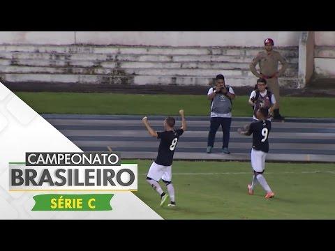 Melhores Momentos - Remo 1x0 Fortaleza - Série C (14/05/17)