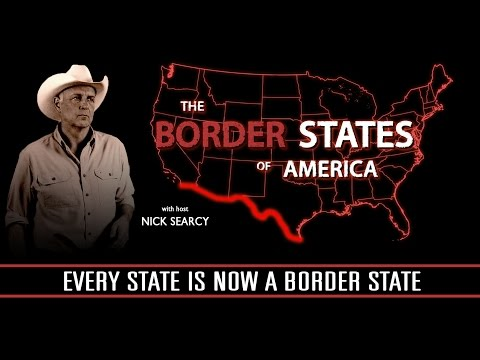 The Border States of America - Premieres October 16, 2014