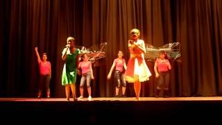 Winton Middle School Talent Show 2013 - Je