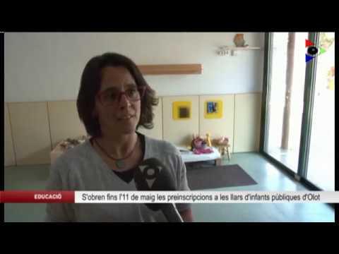 Olot, ciutat educadora: ESCOLES BRESSOL MUNICIPALS