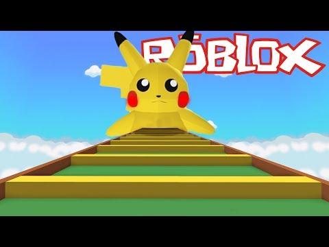 Roblox - ESCAPA DE PIKACHU!! (PIKACHU OBBY IN ROBLOX)