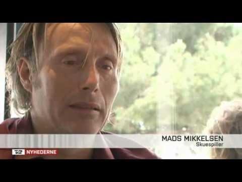 Mads Mikkelsen- Jagten/The Hunt Cannes 2012 Interview ...