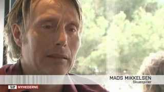 Mads Mikkelsen- Jagten/The Hunt Cannes 2012 Interview