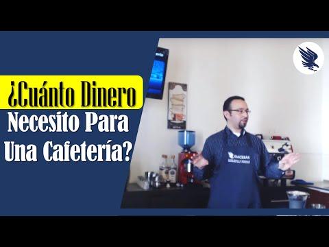 ¿Con Cuanto Dinero Pongo Una Cafeteria? | Tips EMCEBAR