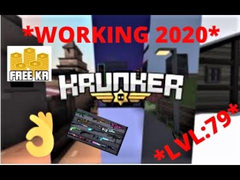 Free Krunker Io Account Working 2020 Level 79 Youtube