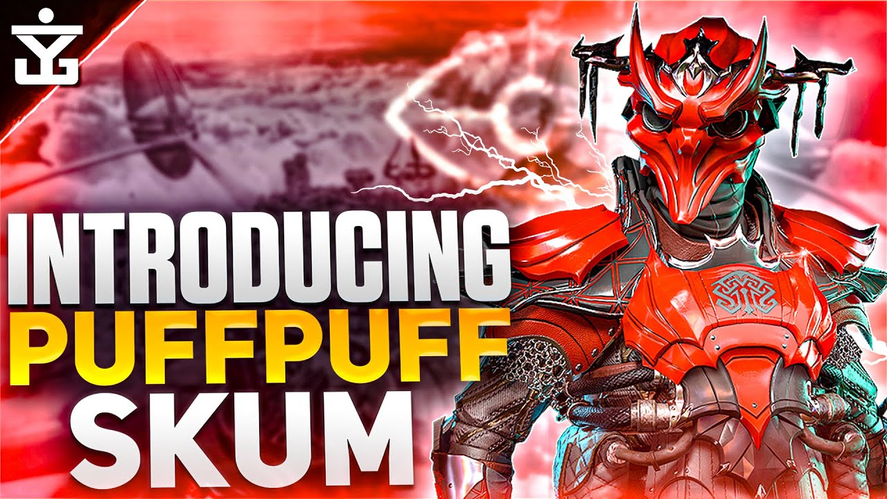 Introducing PuffPuff SKUM