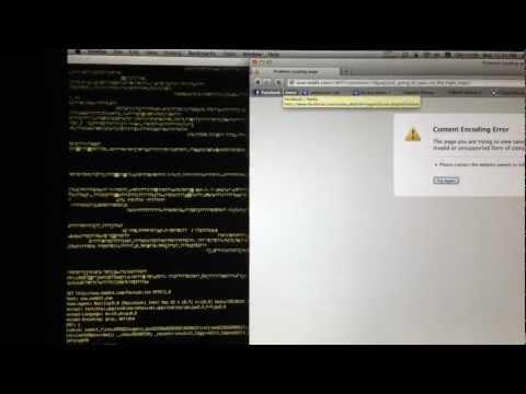HTTP 1.0 Proxy Server