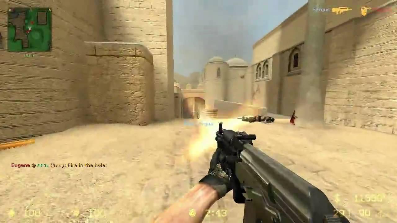 Counter strike source modern warfare 3 mod download