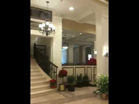 Hilton garden inn jackson downtown formerly known as the king edward in mississippi youtube Hilton garden inn jackson downtown