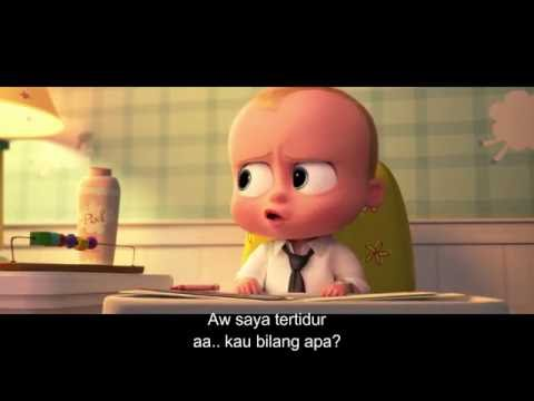 The Boss Baby - Teaser Trailer Sub Indonesia