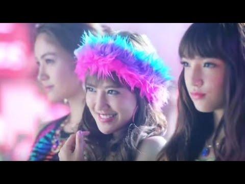 Happiness Holiday / e-ma のど飴 E-girls 【重力ダンス篇】