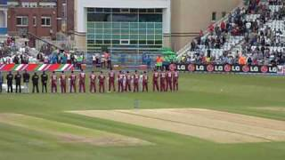 ICC World Twenty20, SL vs WI, West Indies National Anthem