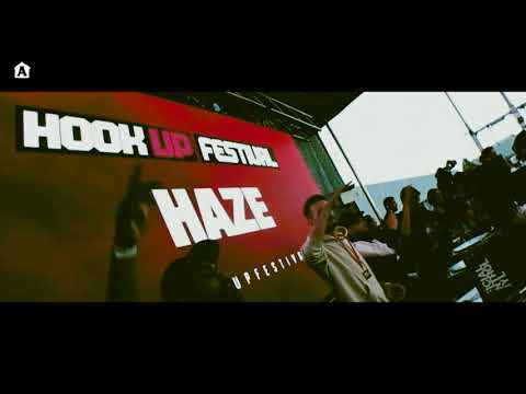 Haze  Hook Up Festival 2018 recap