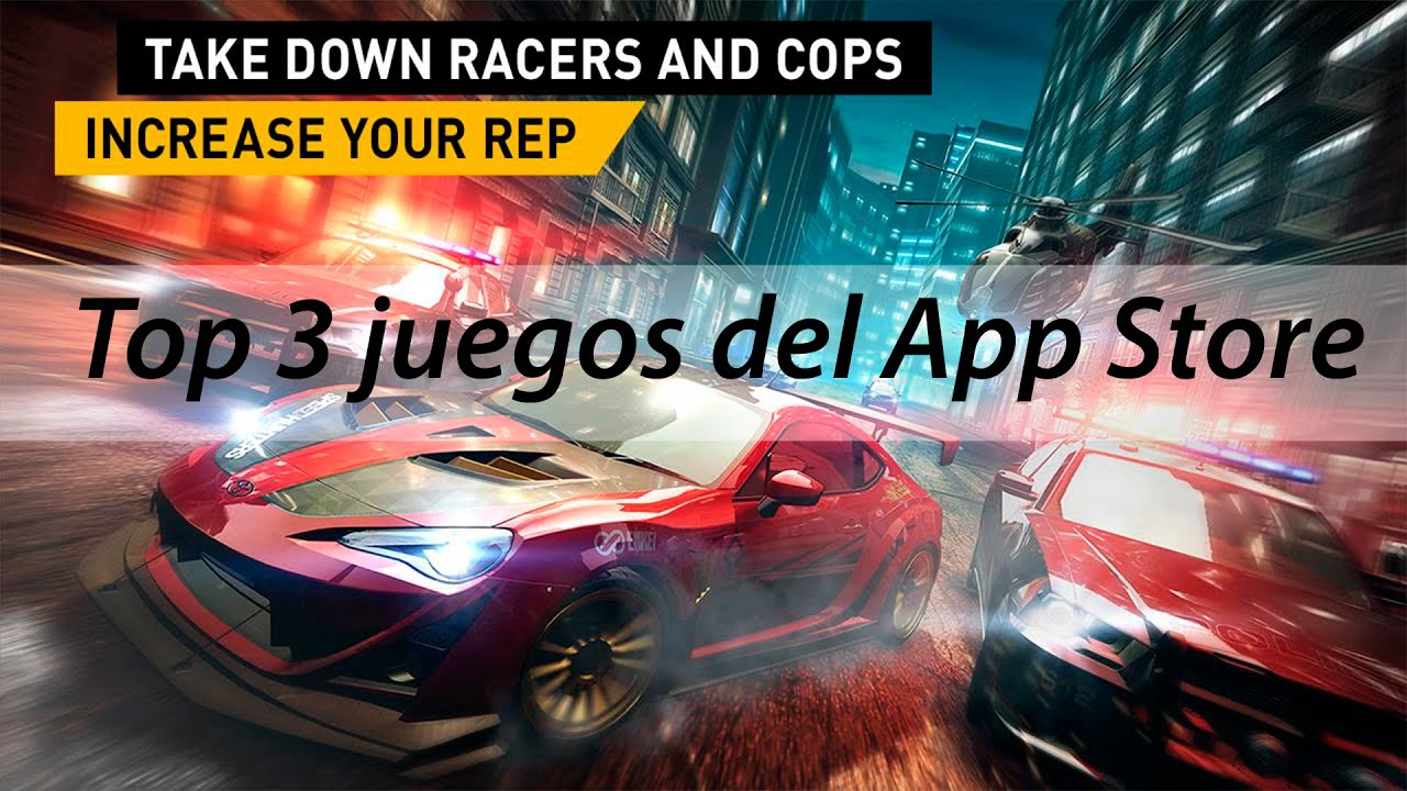 Top 3 Mejores Juegos Gratuitos Del App Store Muy Adictivos Para