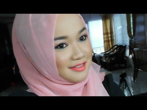 fresh-peachy-orange-make-up-tutorial