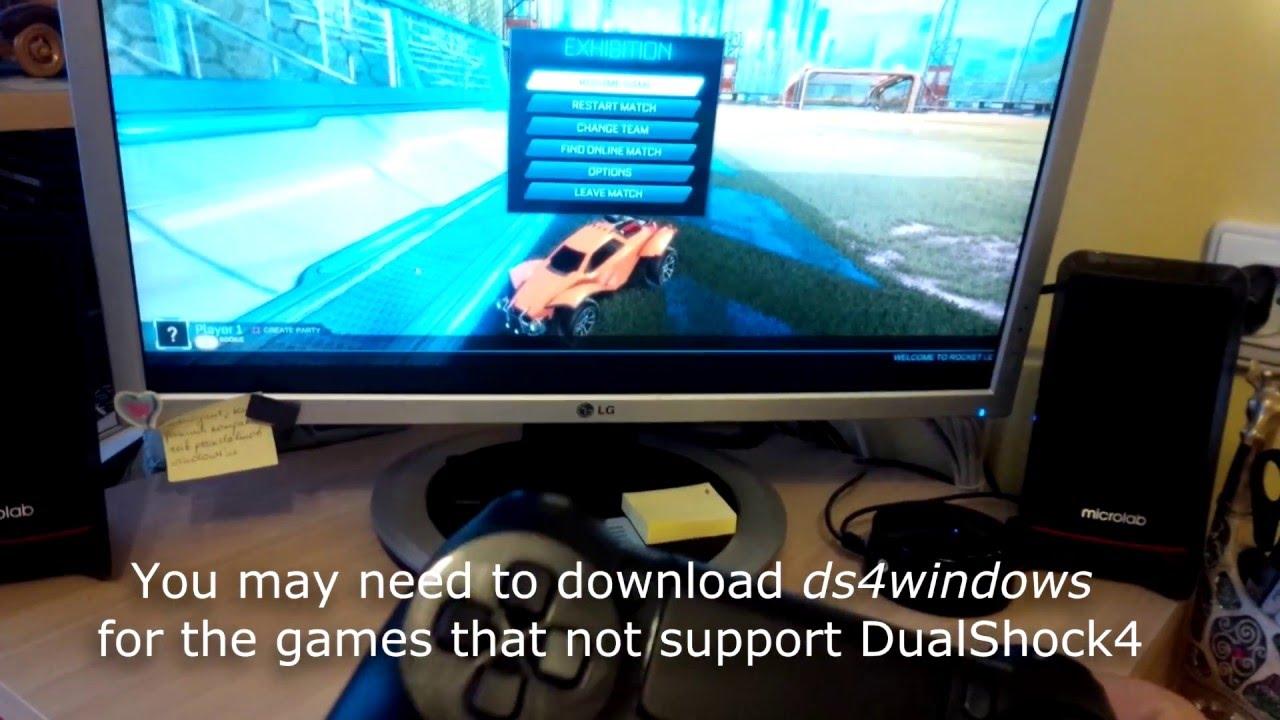 ds4 download windows 7