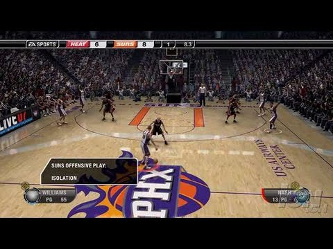 Nba live 07 xbox 360 | review any game.
