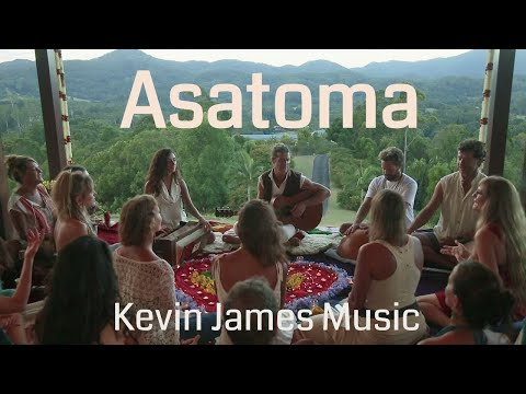 Asatoma by Kevin James ~ Heartsongs