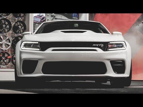 2020 Dodge Charger Widebody Hellcat (Daytona & Standard Version) at the 2019 LA Auto Show