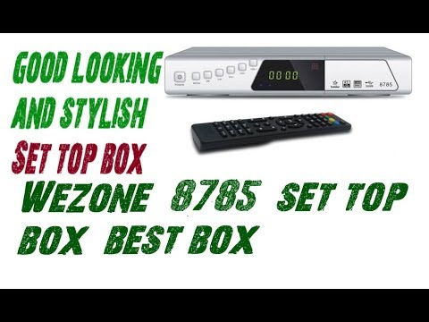 New wezone 8785 full information and unboxing