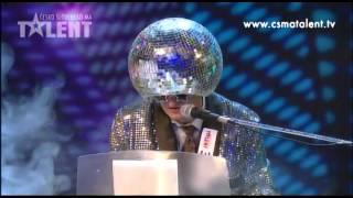 DJ Kolombo | Česko Slovensko má talent 2012