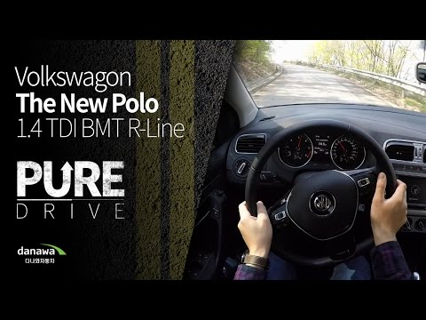 2015 Volkswagen The New Polo 1.4 TDI BMT R-Line