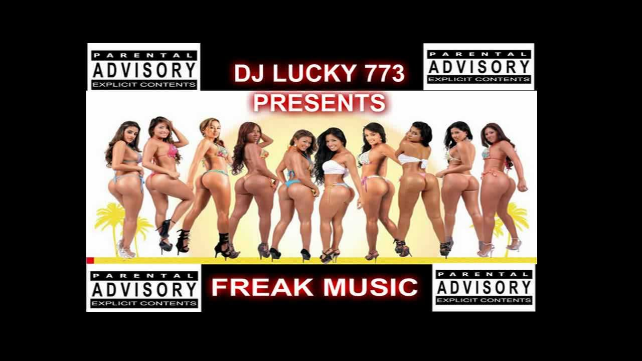 Nicki Minaj - Popping Pussy - Freak Music Vol. 3  Dj Lucky 773  Mixtape