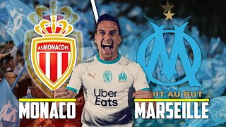 🔵⚪ Commentary MONACO - MARSEILLE // Talk