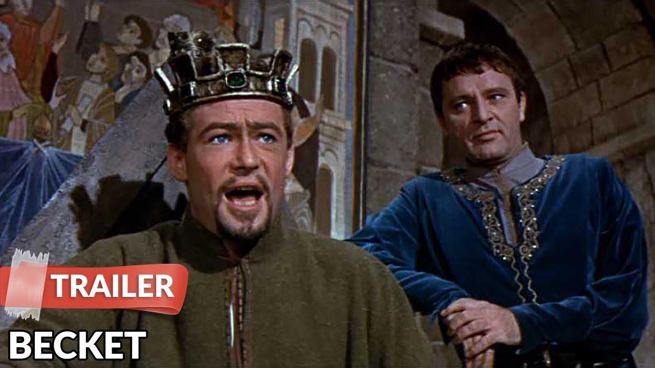 uusi käsite viralliset valokuvat julkaisutiedot Becket 1964 Trailer HD | Richard Burton | Peter O'Toole