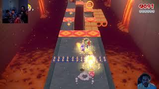 Super Mario World. I got Skills