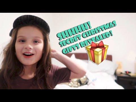 Secret Christmas Gifts Revealed 🎁 (WK 362.2)   Bratayley