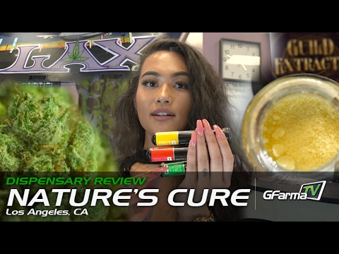Nature's Cure - Los Angeles, CA | Dispensary Review