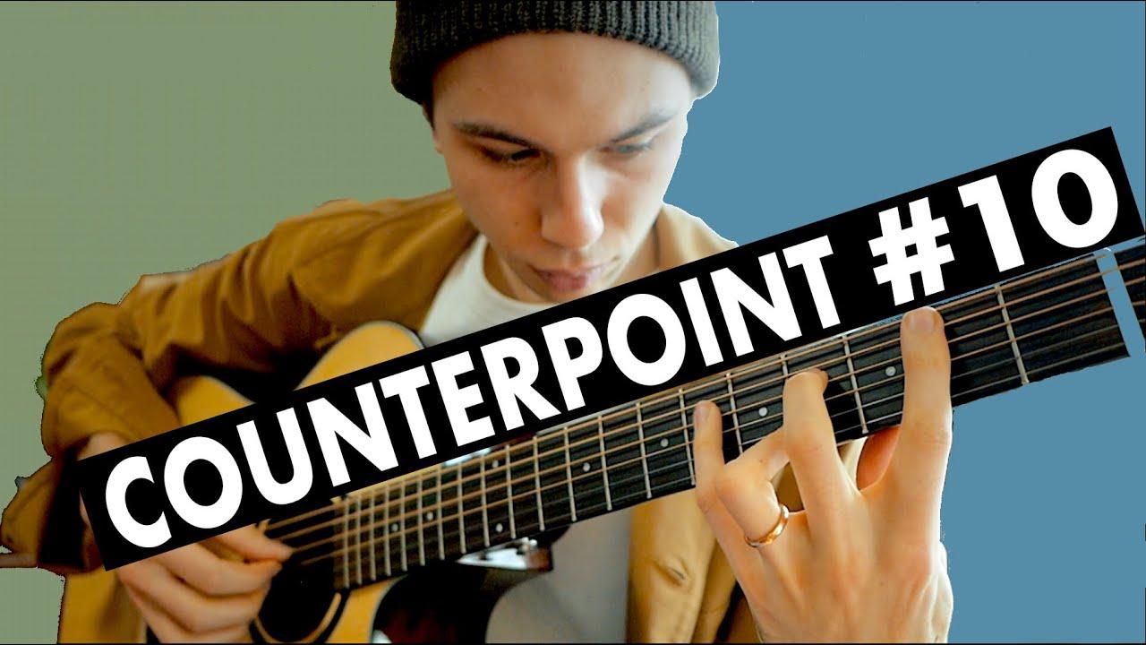 Antoine Boyer - Counterpoint #10