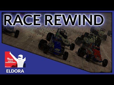 USAC World Championship presented by FloRacing | Race Rewind | Round 4 - Eldora Speedway