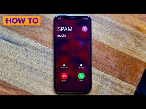 In this video, learn how to block a recent caller, a contact, or just a phone number on your iPhone..