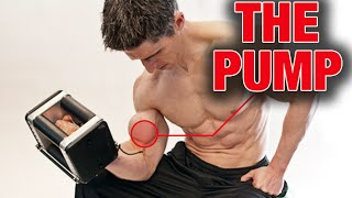 """How to Get Big With """"The Pump"""" (GET THIS RIGHT!)"""