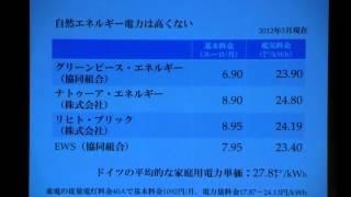 茅ヶ崎映画祭 「シェーナウの想い」 講演会
