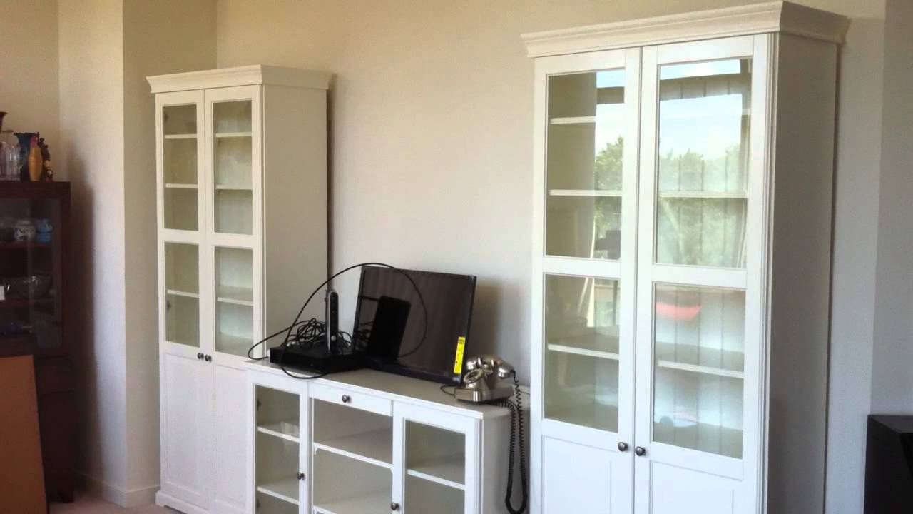 Ikea Dc Ikea Liatorp Bookcases Assembly Service Video In Dc Md Va