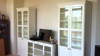Ikea Liatorp Bookcases Assembly Service Video In Dc Md Va By Furniture Assembly Experts Llc